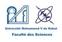Logo Faculty of science of Mohammed V University
